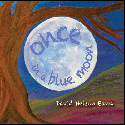 Image Of Once In A Blue Moon CD Cover