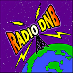 Image Of Radio DNB Logo