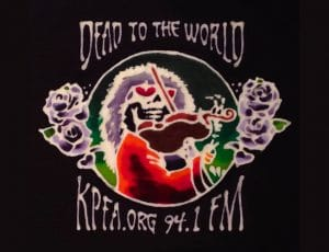 Barry Sless Interview – KPFA Dead To The World